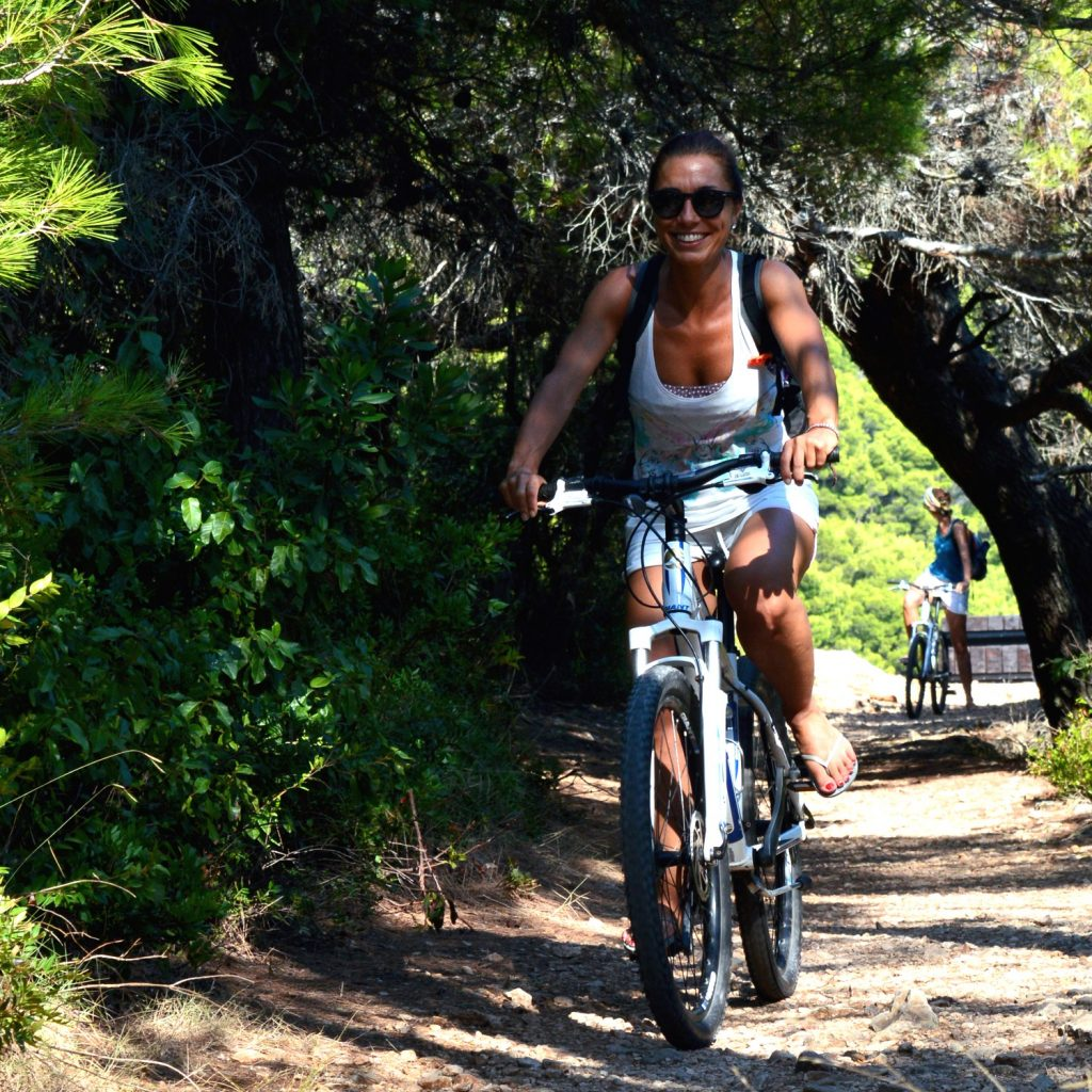 cycling mljet