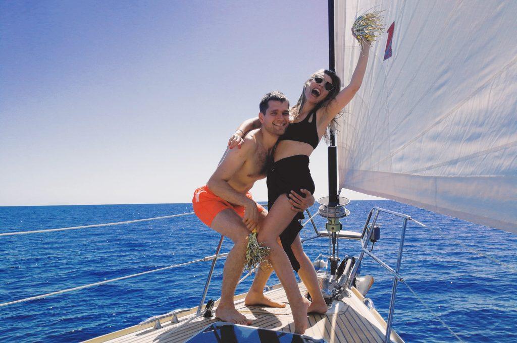 Struga Lastovo Sailing